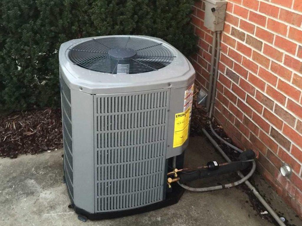 Air conditioning HVAC units