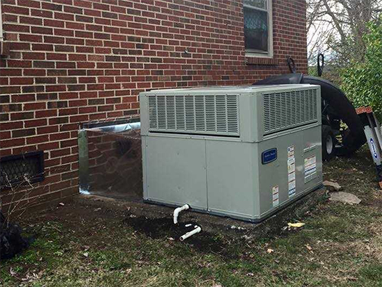 Central Air Conditioning System