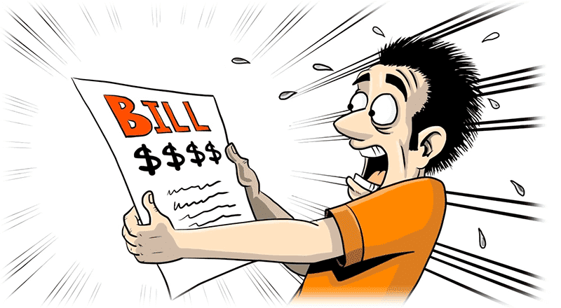 Rising Energy Bills